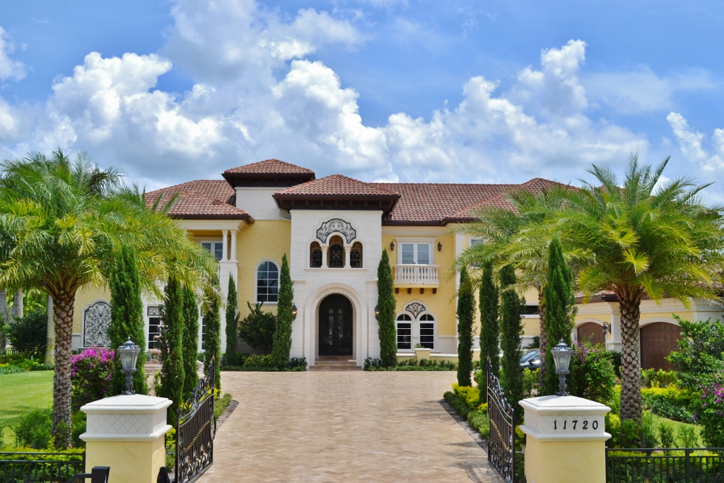 Exterior Photos Abi Development Inc Custom Home Builders Serving South Florida Including